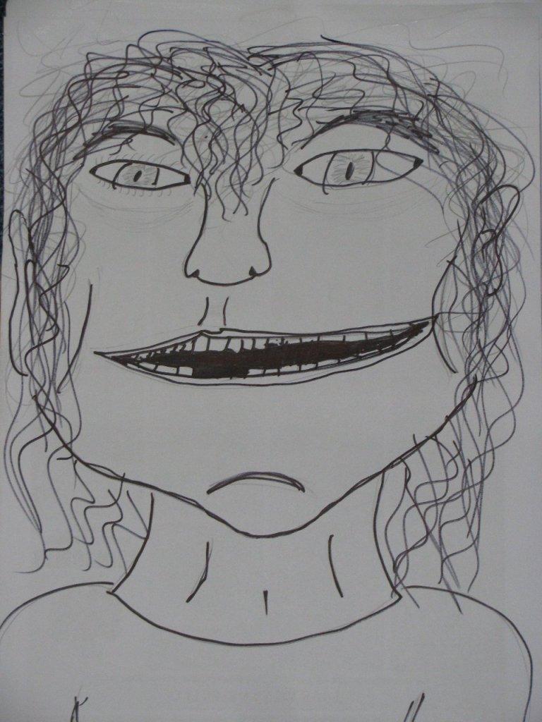 Kresba Strouhacek
